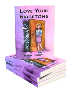 graphic of Love Your Skeletons book
